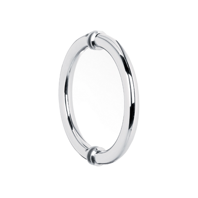Circular Style Back To Back Pull Handle Dick S Rancho Glass