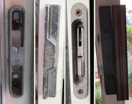 Sliding Glass Door Fix Sliding Glass Door Lock