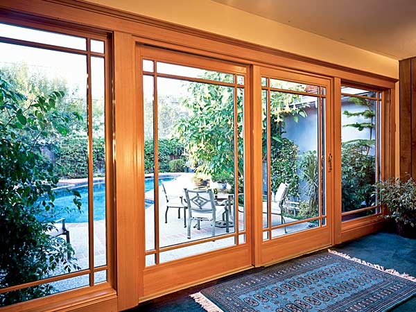 Patio doors dick 39 s rancho glass for Full glass patio door